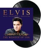 ELVIS PRESLEY The Wonder Of You Vinyl Record LP RCA 2016